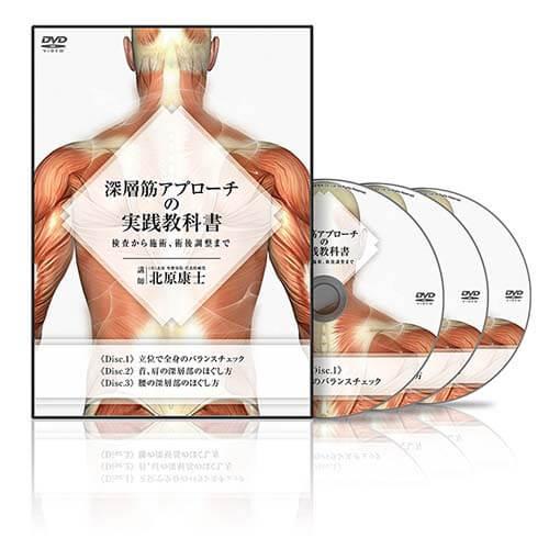 深層筋アプローチの実践教科書│医療情報研究所DVD