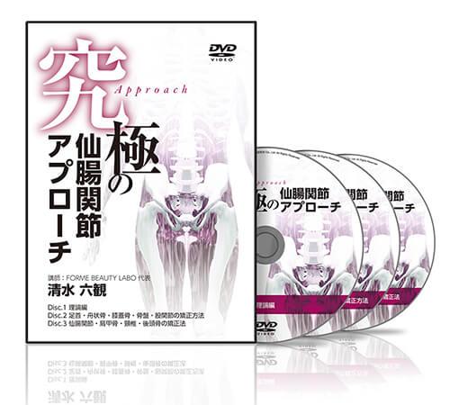 究極の仙腸関節アプローチ│医療情報研究所DVD