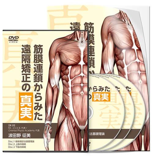 筋膜連鎖からみた遠隔矯正の真実│医療情報研究所DVD
